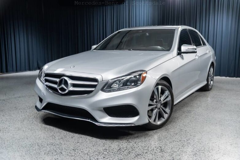 2016 Mercedes-Benz E 350 Sedan Scottsdale AZ
