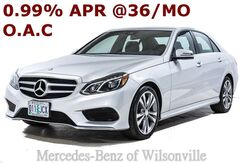 2016_Mercedes-Benz_E_350 Sedan_ Portland OR