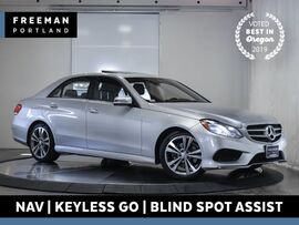 2016 Mercedes-Benz E 350 Sport KeyGo Nav Blind Spot Assist Htd Seats