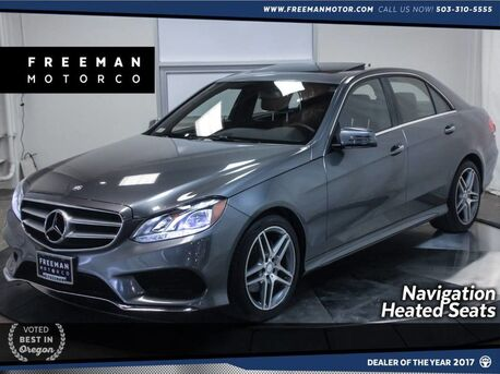 2016_Mercedes-Benz_E 350_Sport Keyless Go Back-Up Cam 11K Miles_ Portland OR