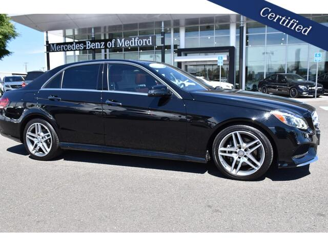 2016 Mercedes-Benz E 400 4MATIC® Sedan Medford OR