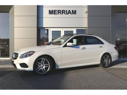 2016_Mercedes-Benz_E_400 4MATIC® Sedan_ Merriam KS