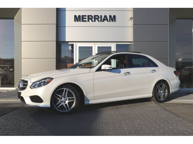 2016 Mercedes-Benz E 400 4MATIC® Sedan Kansas City KS