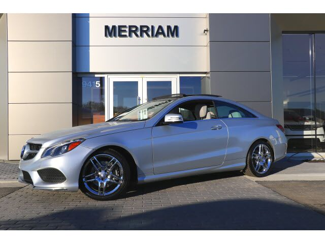 2016 Mercedes-Benz E 400 COUPE Kansas City KS