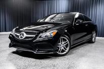 Mercedes-Benz E 400 COUPE 2016