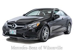 2016_Mercedes-Benz_E_400 COUPE_ Portland OR