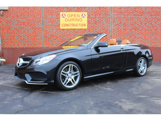 2016 Mercedes-Benz E 400 Cabriolet Merriam KS