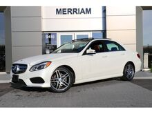 2016_Mercedes-Benz_E_4dr Sdn 400 4MATIC®_ Oshkosh WI