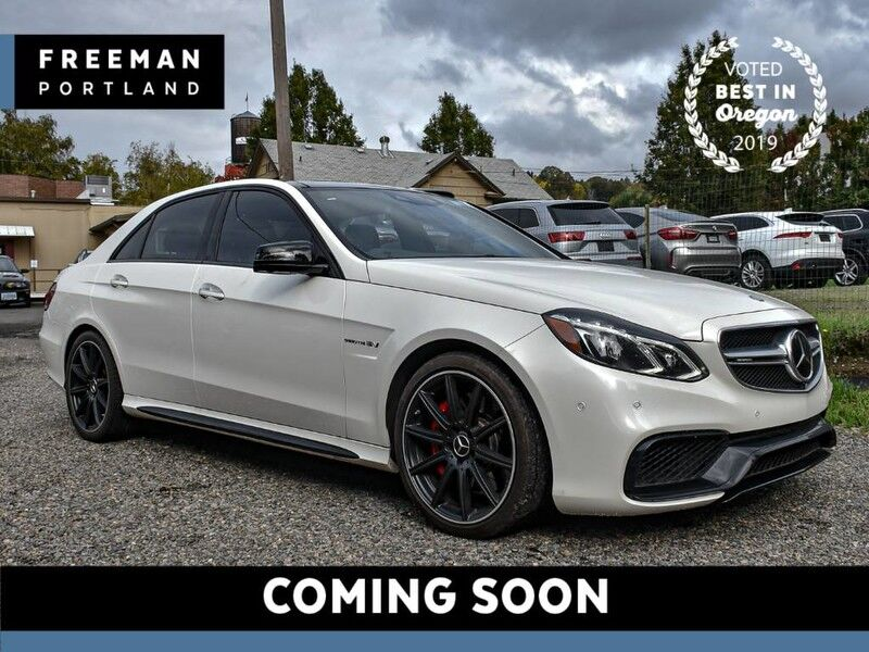 2016 Mercedes Benz Amg E 63 Sedan >> 2016 Mercedes Benz E 63 Amg S 4matic 18k Mi Adaptive Cruise Surround Cam