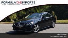 2016_Mercedes-Benz_E-CLASS_E 350 / PREMIUM PKG / NAV / SUNROOF / CAMERA_ Charlotte NC