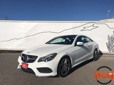 2016_Mercedes-Benz_E-Class_2dr Cpe E 400 RWD_ El Paso TX