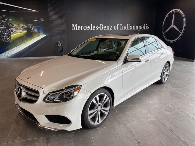 2016 Mercedes-Benz E-Class 350 4MATIC® Sedan Indianapolis IN