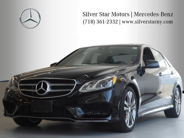 2016 Mercedes-Benz E-Class 350 4MATIC® Sedan Long Island City NY