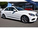 2016 Mercedes-Benz E-Class 350 4MATIC® Sedan
