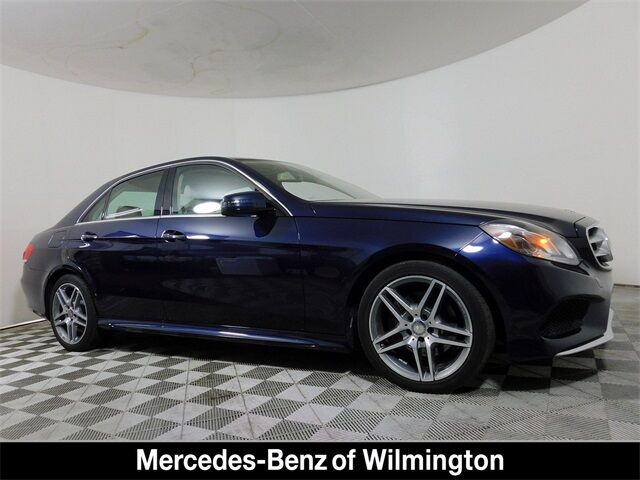 2016 Mercedes-Benz E-Class 350 4MATIC® Sedan Wilmington DE