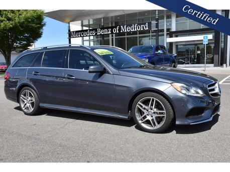 2016_Mercedes-Benz_E-Class_350 4MATIC® Wagon_ Medford OR