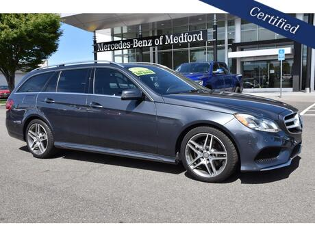 2016 Mercedes-Benz E-Class 350 4MATIC® Wagon Medford OR