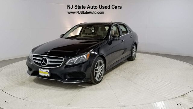 2016 Mercedes-Benz E-Class 4dr Sedan E 400 4MATIC Jersey City NJ