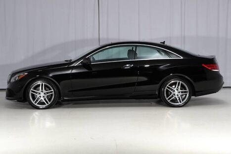 2016_Mercedes-Benz_E-Class Coupe 4MATIC AWD_E 400_ West Chester PA