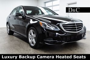 2016_Mercedes-Benz_E-Class_E 250 4MATIC Luxury Backup Camera Heated Seats_ Portland OR