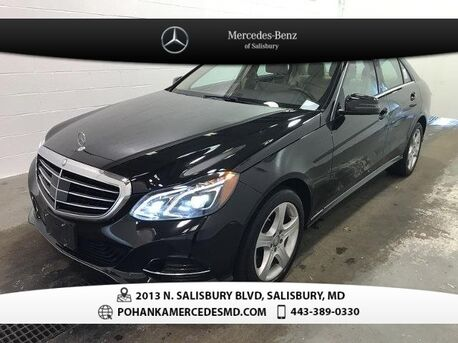 2016_Mercedes-Benz_E-Class_E 250 4MATIC®_ Salisbury MD