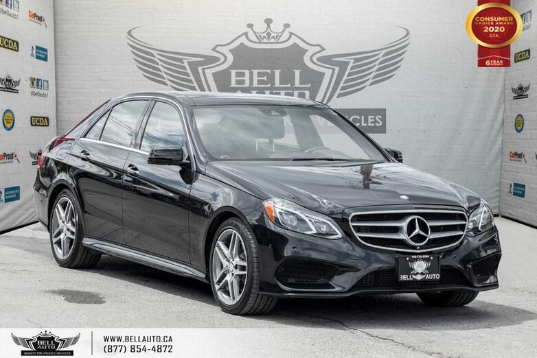 2016 Mercedes-Benz E-Class E 250 BlueTEC, 4MATIC, NAVI, 360 CAM, PANO ROOF, BLIND SPOT Toronto ON