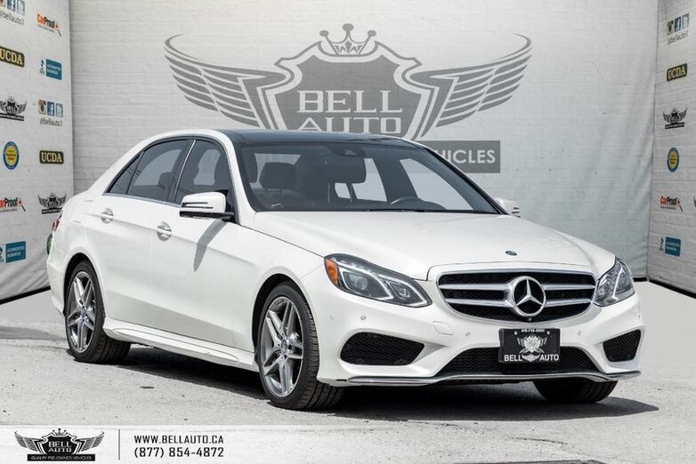 2016 Mercedes-Benz E-Class E 250 BlueTEC, AMG, 360 CAM, NAVI, SENSOR, PANO ROOF Toronto ON