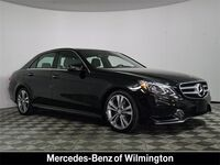 Mercedes-Benz E-Class E 350 4MATIC® Sedan 2016