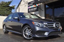 Mercedes-Benz E-Class E 350 AMG Sport Keyless Go/Premium 01 Package/Appearance Package/Driver Assistance Package/Lighting Package/Heated Seats/Black Ash Wood Trim 2016