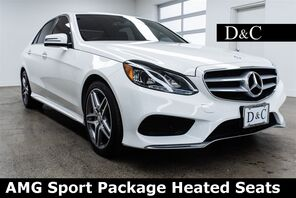 2016_Mercedes-Benz_E-Class_E 350 AMG Sport Package Heated Seats_ Portland OR