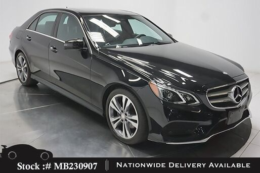 2016_Mercedes-Benz_E-Class_E 350 LANE TRCK,NAV,CAM,SUNROF,BLIND SPOT,FULL LED_ Plano TX