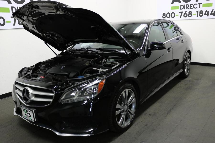 2016 Mercedes-Benz E-Class E 350 Luxury Houston TX