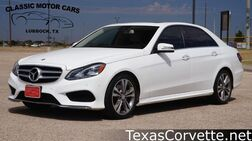 2016_Mercedes-Benz_E-Class_E 350 Luxury_ Lubbock TX