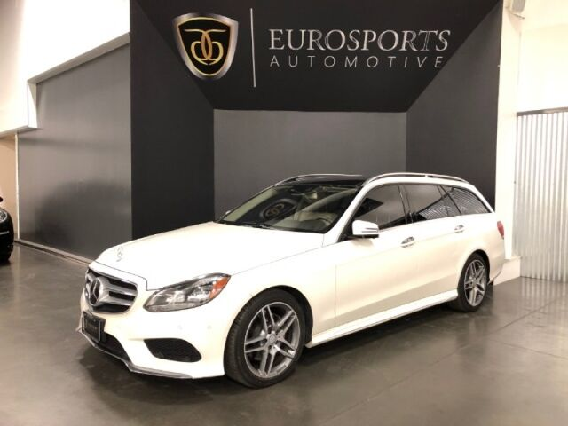 2016 Mercedes-Benz E-Class E 350 Luxury Salt Lake City UT