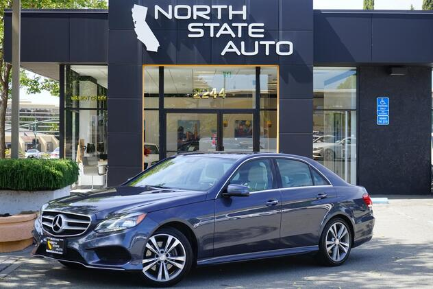 2016_Mercedes-Benz_E-Class_E 350 Luxury_ Walnut Creek CA
