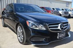 Mercedes-Benz E-Class E 350 Luxury 2016