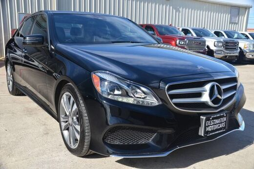 2016 Mercedes-Benz E-Class E 350 Luxury Wylie TX