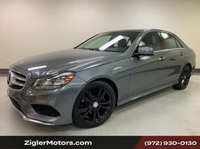 Mercedes-Benz E-Class E 350 Sport AMG Driver Assist One Owner Clean Carfax 2016