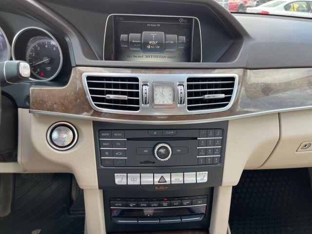 2016 Mercedes-Benz E-Class E 350 Sport Kernersville NC