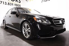 2016_Mercedes-Benz_E-Class_E 350 Sport Package,Navigation,Camera,Bluetooth,Heated Seats_ Houston TX