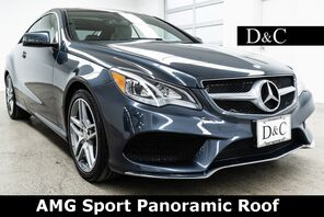 2016_Mercedes-Benz_E-Class_E 400 4MATIC AMG Sport Panoramic Roof_ Portland OR
