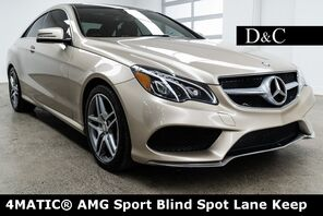 2016_Mercedes-Benz_E-Class_E 400 4MATIC® AMG Sport Blind Spot Lane Keep_ Portland OR