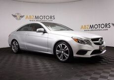 2016_Mercedes-Benz_E-Class_E 400 Blind Spot,A/C Seats,Panoramic,Camera,Nav_ Houston TX