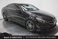 Mercedes-Benz E-Class E 400 Coupe AMG SPORT,LANE TRCK,CLMT STS,FULL LED 2016