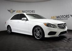 2016_Mercedes-Benz_E-Class_E 400_ Houston TX