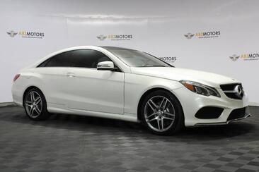 2016_Mercedes-Benz_E-Class_E 550 Nav,RearView Cam,Premium 2 Pkg,Sport Pkg_ Houston TX