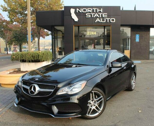 2016_Mercedes-Benz_E-Class_E 550_ Walnut Creek CA