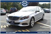 2016 Mercedes-Benz E-Class E350 4MATIC® Sedan
