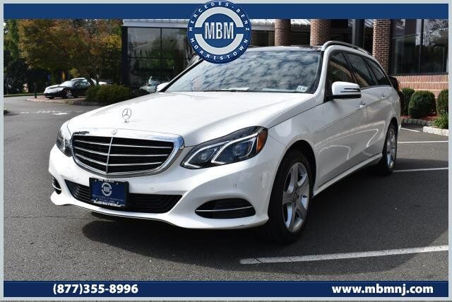 2016 Mercedes-Benz E-Class E350 4MATIC® Wagon Morristown NJ