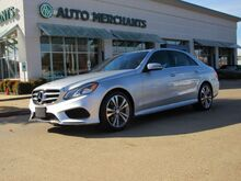 2016_Mercedes-Benz_E-Class_E350 Sport Sedan, NAVIGATION SYSTEM, SUNROOF, HEATED FRONT SEATS, HID HEADLIGHTS, BACK UP CAMERA_ Plano TX